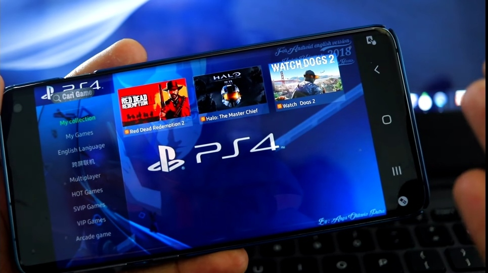 Ps4 Emulator Pc Android & Ios Download