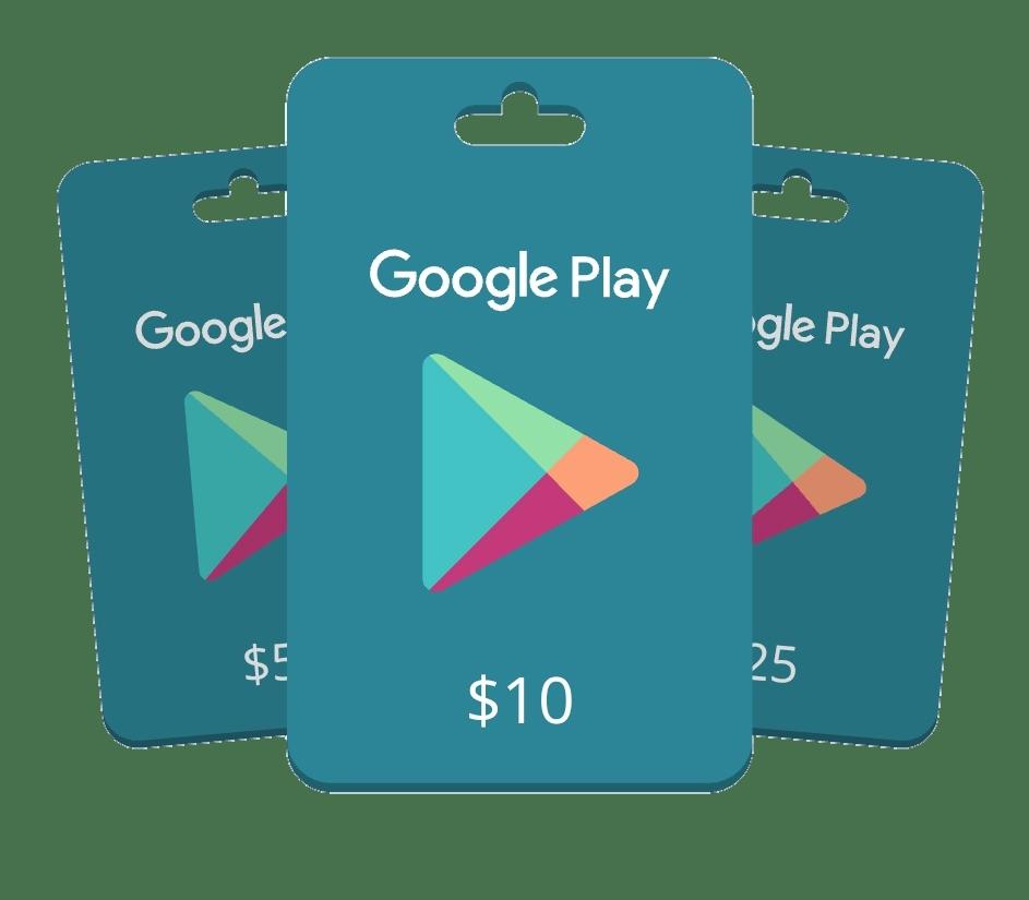 Free Google Play Gift Card Codes 2020