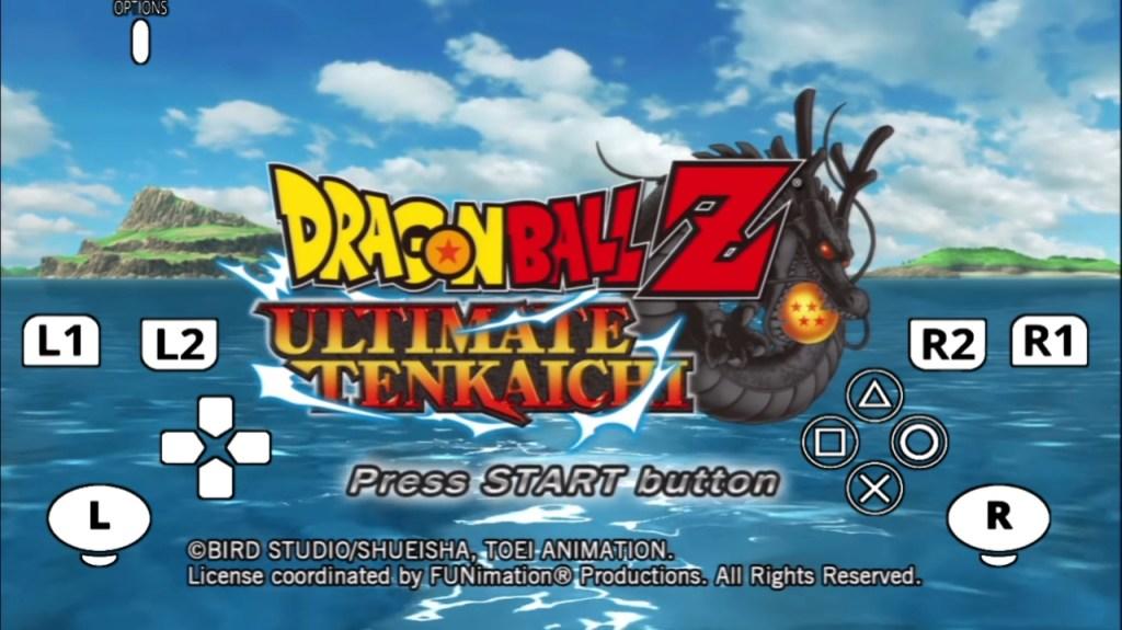 Dragon Ball Z Ultimate Tenkaichi Apk & iOS Download