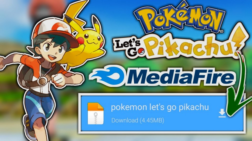 Pokemon Let's Go Pikachu Apk & iOS Download
