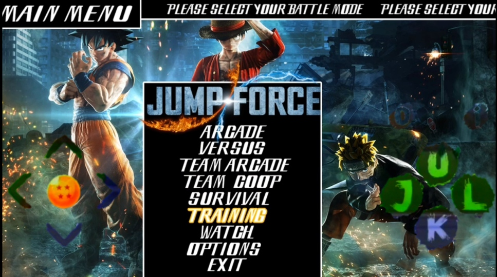 Jump Force Mugen Apk Download For Android