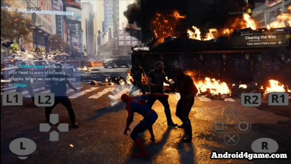 Spider-Man Apk+Obb