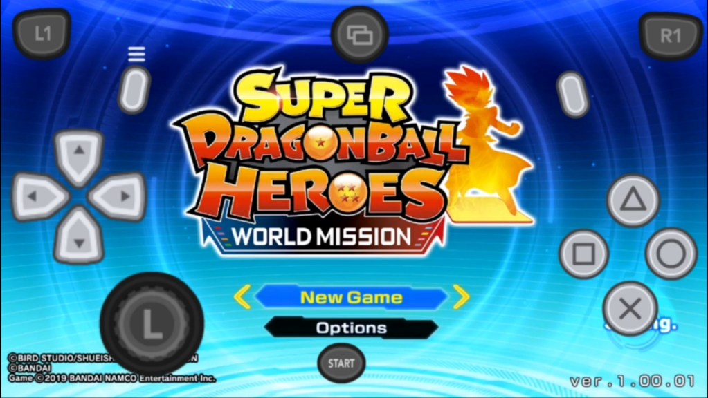 Super Dragon Ball Heroes World Mission Android & iOS Download