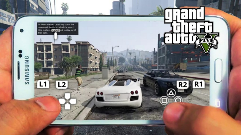 GTA 5 Apk + OBB Data Download For iOS/Android