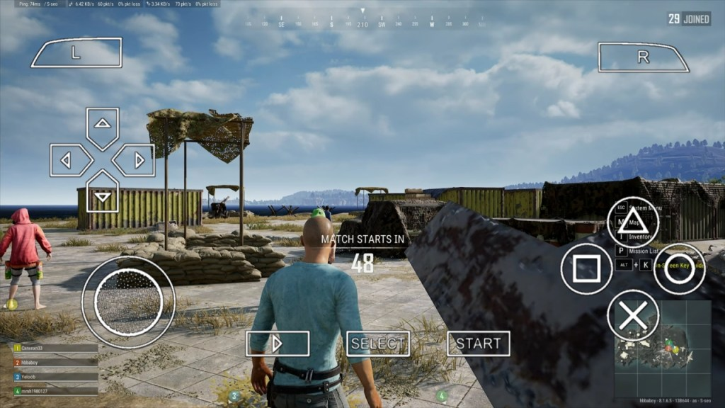 PUBG PPSSPP ISO Zip File Download For Android
