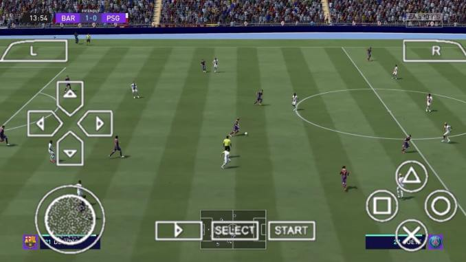 FIFA 21 PPSSPP ISO