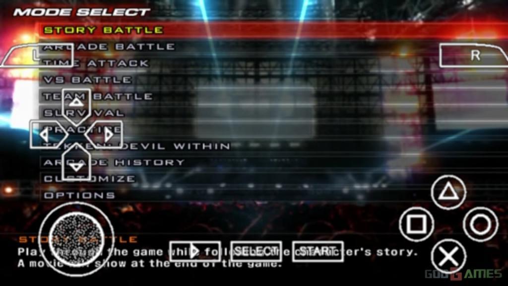 Tekken 5 Android Download