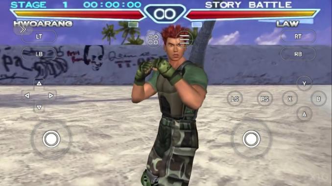 Tekken 4 APK Download