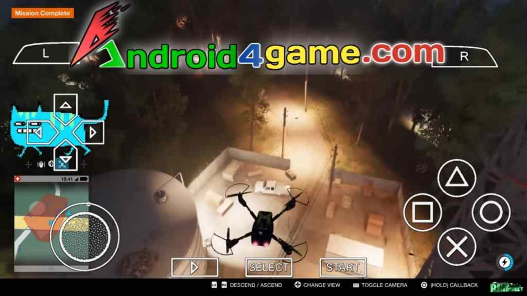 Watch Dogs 2 PPSSPP