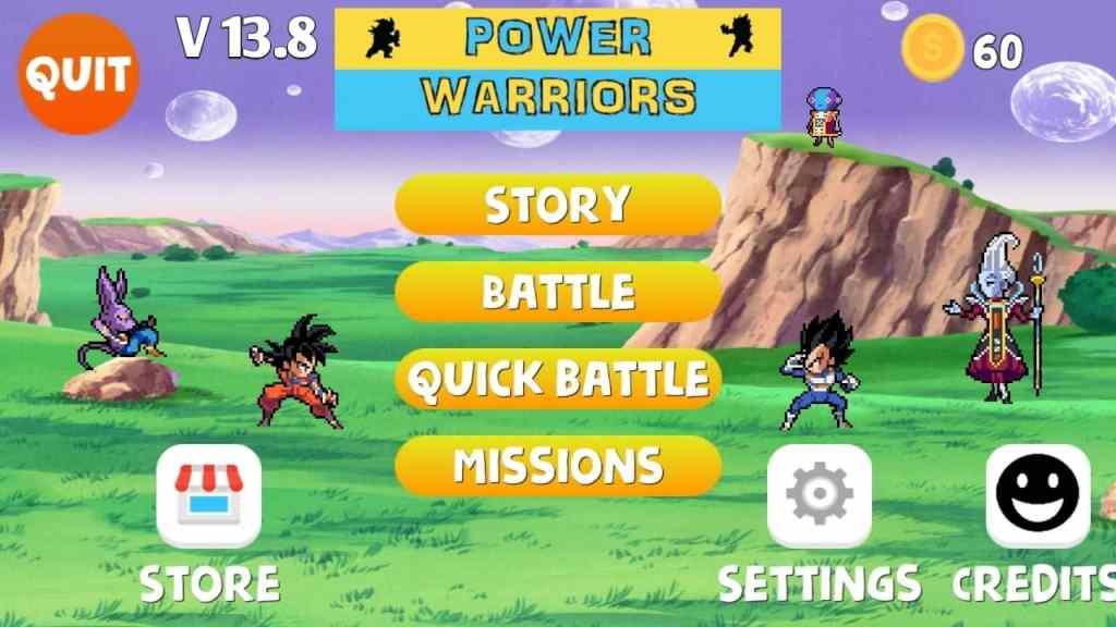 Power Warriors 13.8 Apk