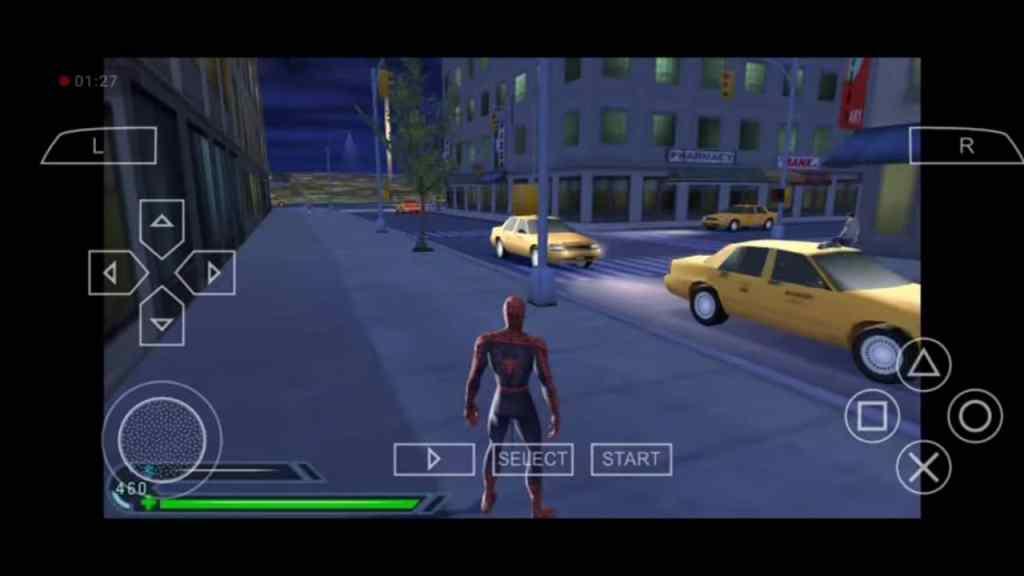 Spider-Man 3 PPSSPP