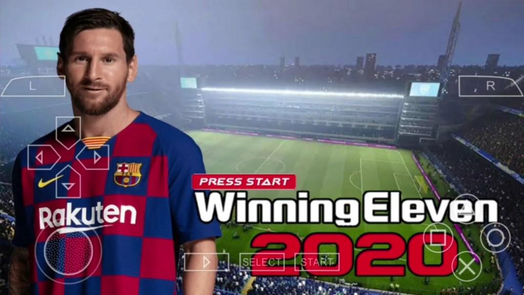 Winning Eleven 2020 PPSSPP