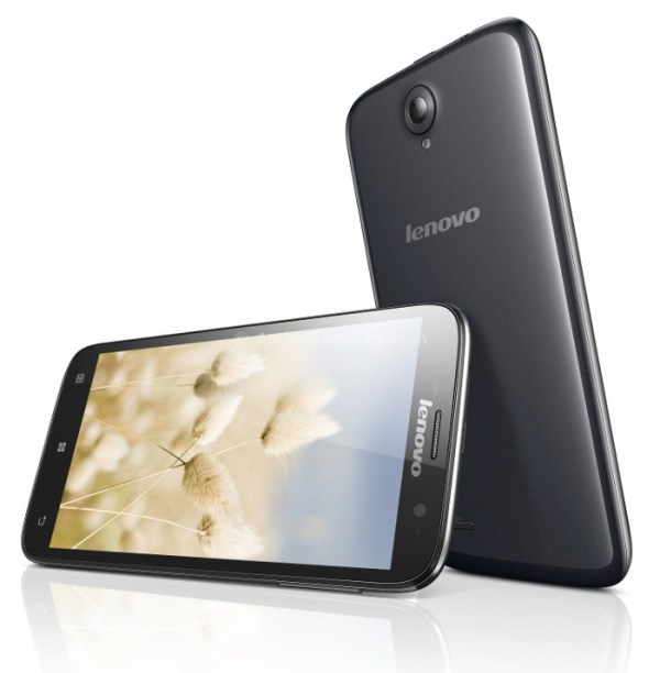 Lenovo A850 5.5-inch Android Phablet with Android 4.2 ...