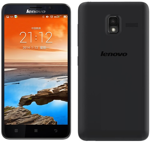 Lenovo A850+ Android Phone with Octa Core Processor & 5.5 ...