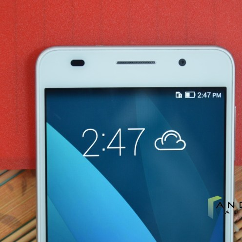 Huawei Honor 6 - Front Camera