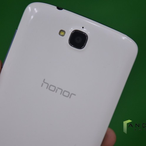 Huawei Honor Holly - Back Side