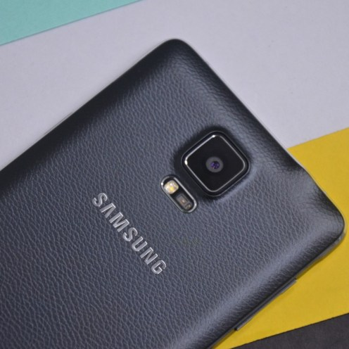 Samsung Galaxy Note 4 Rear Camera