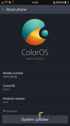 OPPO R5 - Color OS (4)