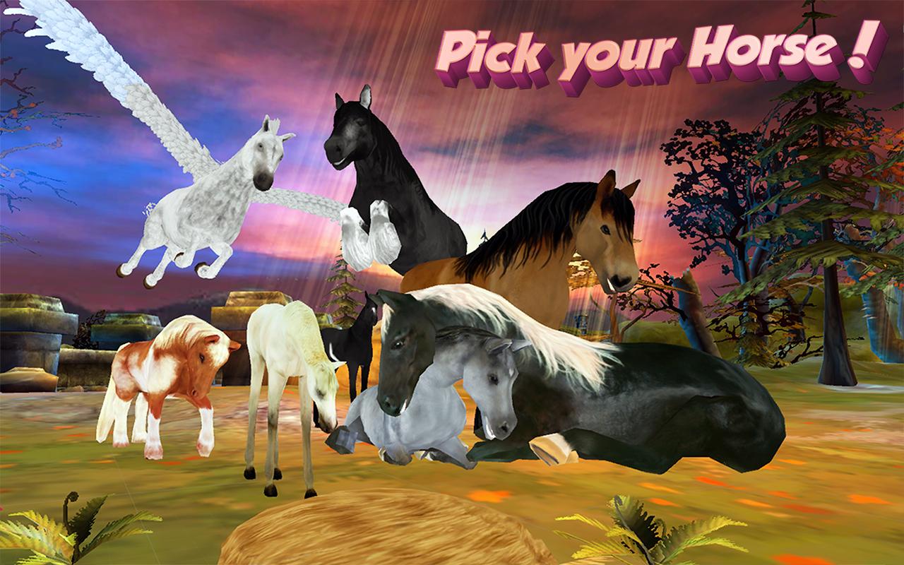 Horse Quest Apk Mod Unlock All Android Apk Mods