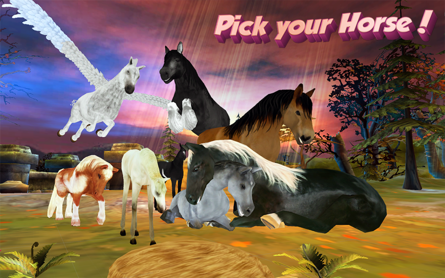 Horse Quest Apk Mod Unlock All   Android Apk Mods Horse Quest