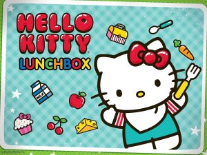 Hello Kitty Lunchbox