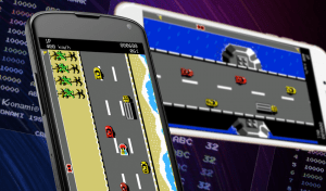 Road Fighter - Car Racing