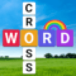 Word Rainbow – A crossword game 1.4.4 MODs APK