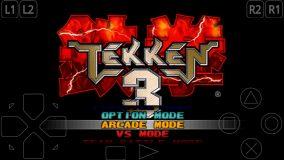 Tekken 3 imagem de tela 2