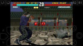 Tekken 3 imagem de tela 5