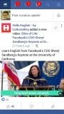 Facebook Lite Capturas de tela 1