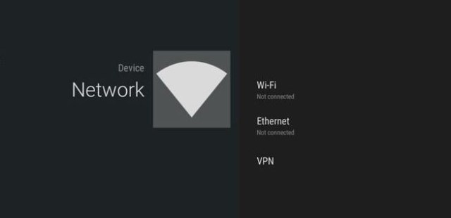 how to setup wifi on android tv box