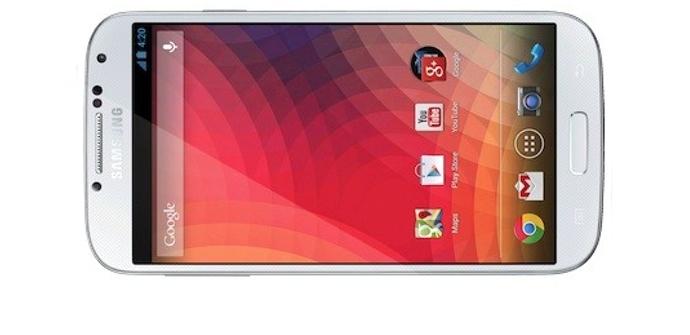 Samsung Galaxy S4 Google® Edition