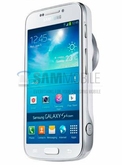 Teléfono Samsung® Galaxy S4 Zoom