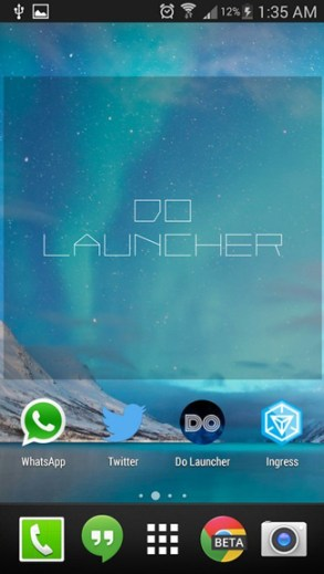 DO Launcher para Android