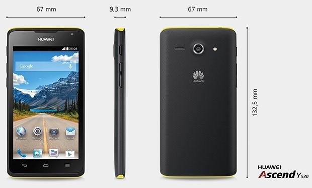 Teléfono Huawei Ascend Y530