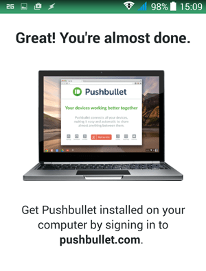 Now Use Pushbullet to Reply to Whatsapp, Hangouts, FB and More from Your PC