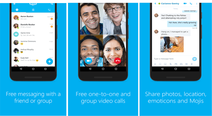 Free one on one video chat