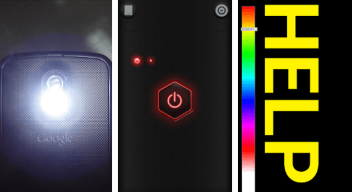 Color Flashlight Best Free Flashlight Apps for Android no permission