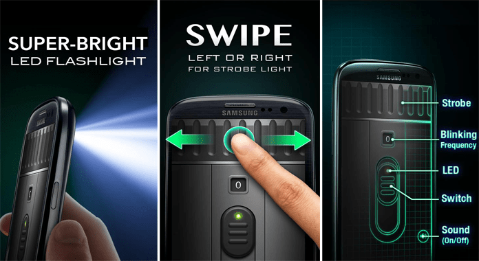 Super-Bright LED Best Free Flashlight Apps for Android