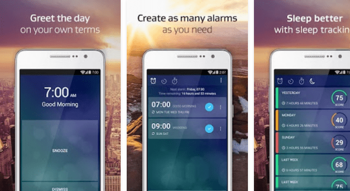 Alarm Clock Xtreme Free +Timer Best Alarm Clock Apps for Android