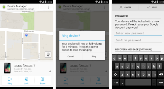 Android Device Manager Must Have Android Apps free