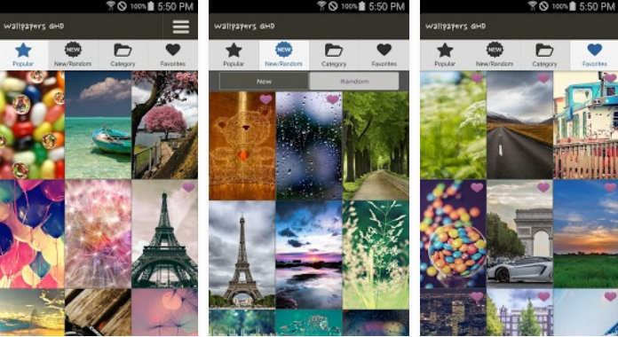 Best Wallpapers QHD Best Apps to Get HD Wallpapers for Android