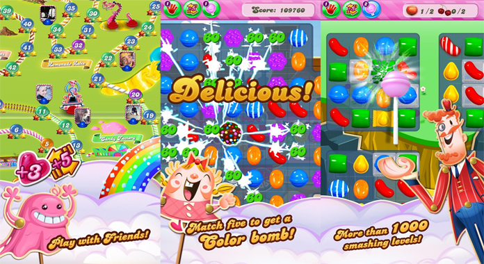 Candy Crush Saga for Android free Download
