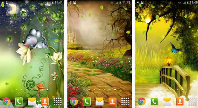 Fairy Tale Download Best Free Live Wallpapers for Android