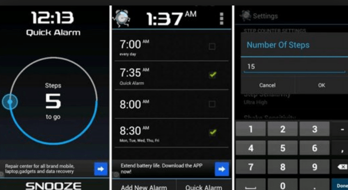 Best Alarm Clock Apps for Android I Can't Wake Up
