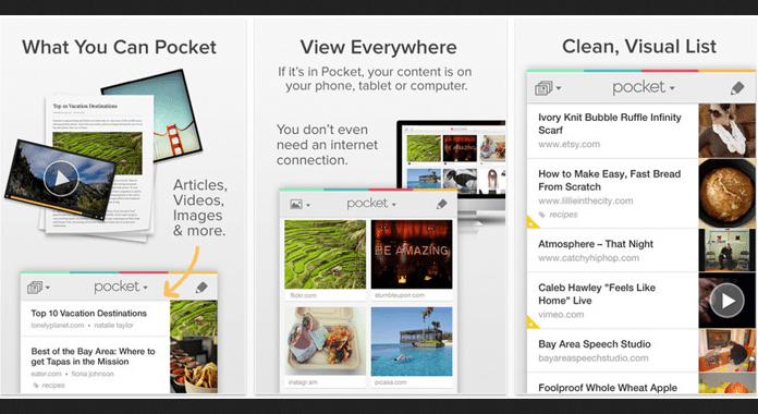 Pocket Must Have Android Apps free