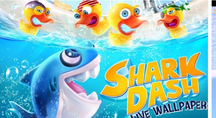 Shark Dash Download Best Free Live Wallpapers for Android