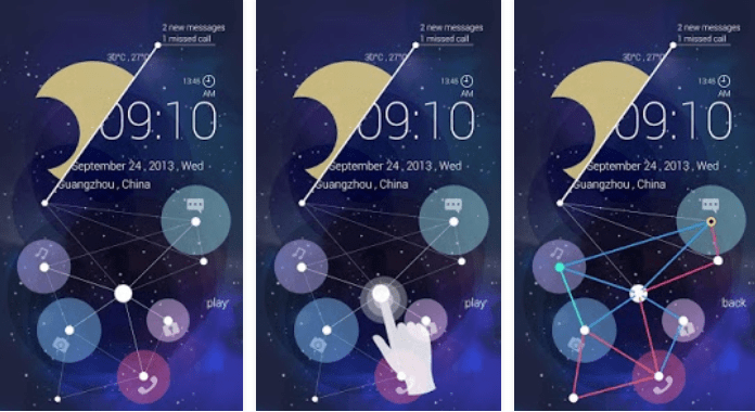 Star Path Best Free Go Locker Themes for Android