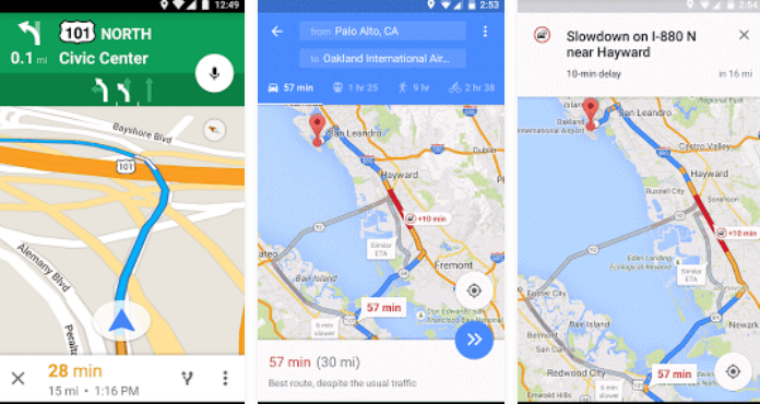 10 best gps apps for android get better navigatio than ever best gps apps for android free download maps gumiabroncs Choice Image