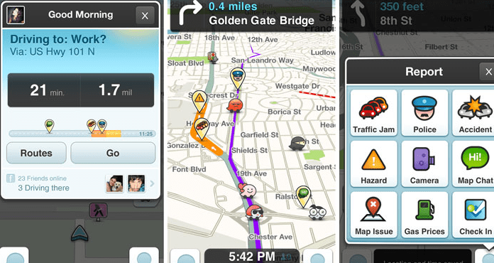 Best GPS Apps for Android Download Waze - GPS, Maps & Traffic